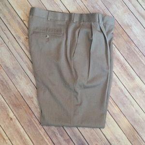 Perry Ellis Portfolio men's dress trousers